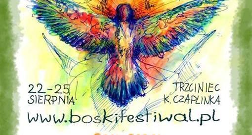 Informacje o wyjeździe na Boski Festiwal.