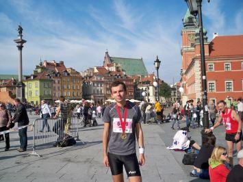 32 Maraton Warszawski