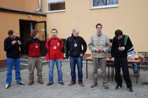 Falenica – Zakończenie biegów górskich 2008