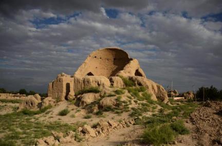 Rumi's Birth Place (Heritage Site)