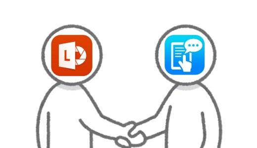 読み支援の最強コンビ!Office Lens(オフィスレンズ)とタッチ&リードを組み合わせよう。