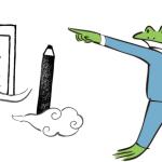 タブレットPCを使って読み書きを楽に楽しくするために①ータブレットPCを紙と鉛筆の代わりに使うには?ー