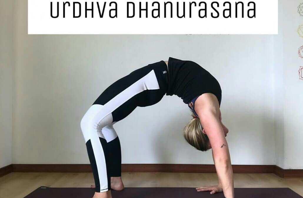 Cómo practicar: Urdhva Dhanurasana