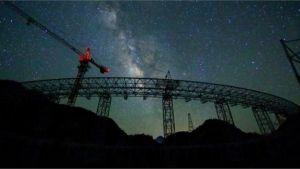 Construction of Fast telescope