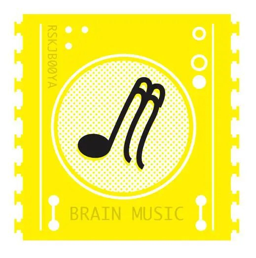 Brain Music Logo
