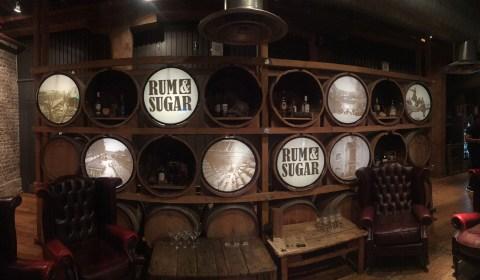 Barrels interior