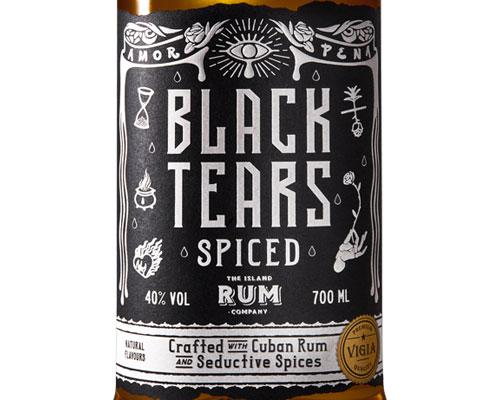 black tears rum