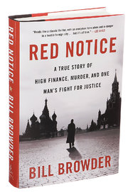 Red Notice book