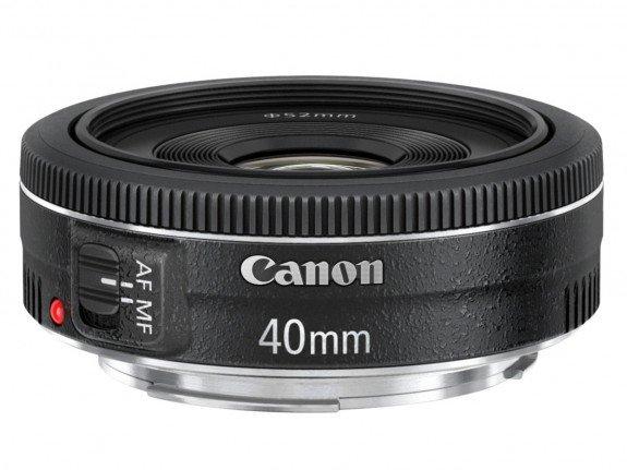 Lensa Canon EF 40mm f/2.8 STM