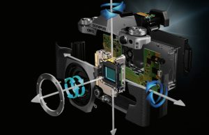5-axis Image Stabilization pada Olympus