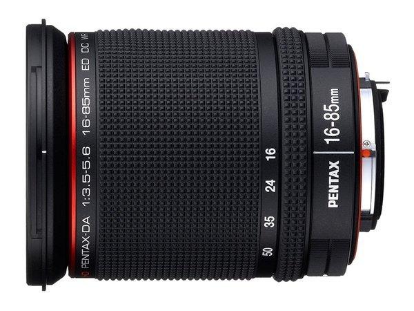 Lensa HD Pentax-DA 16-85mm F3.5-5.6