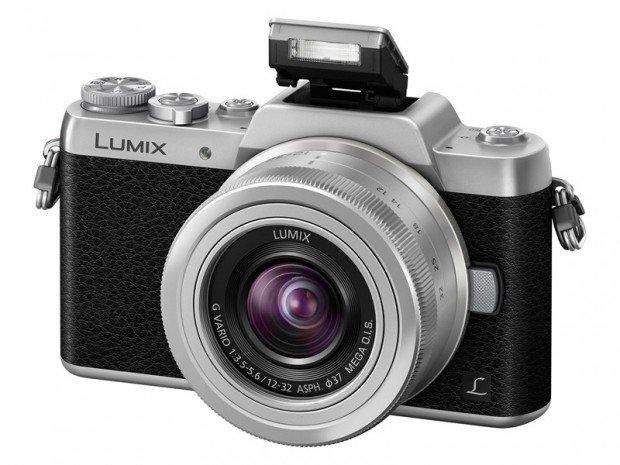 Panasonic Lumix GF7 (Flash), Image Credit : Panasonic