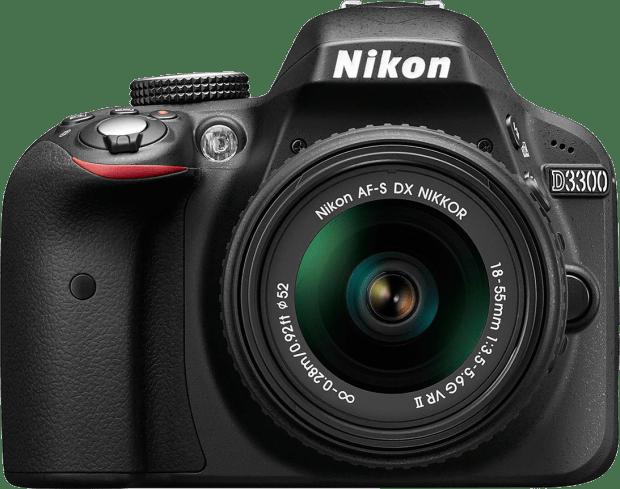 Harga Kamera DSLR Nikon D3300, Image Credit : Nikon