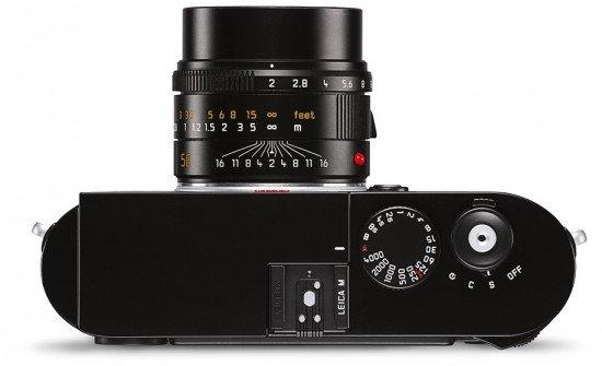 Kamera Rangefinder Leica M Typ 262 (Atas), Image Credit : Leica