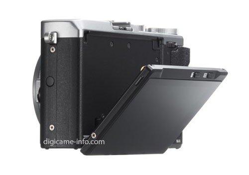 Kamera Fuji X70 (LCD tilt)