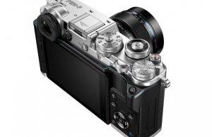 Kamera Mirrorless Olympus PEN-F