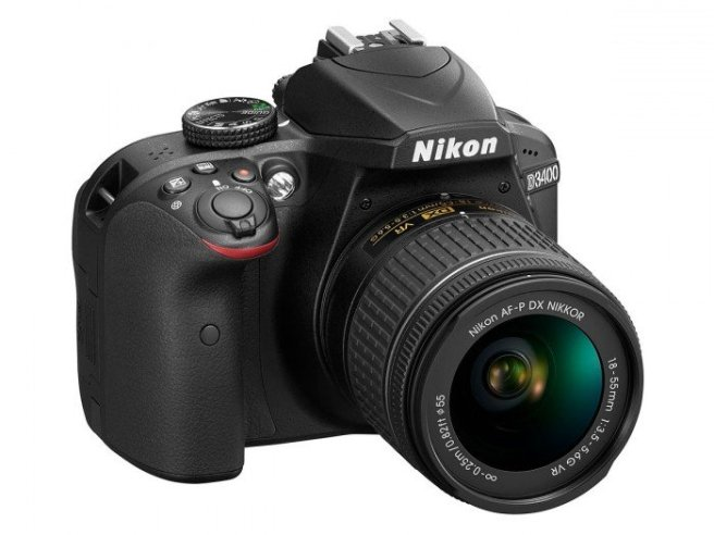 [Press Release] Kamera Terbaru DSLR Nikon D3400, Penerus Kelas Entry Level