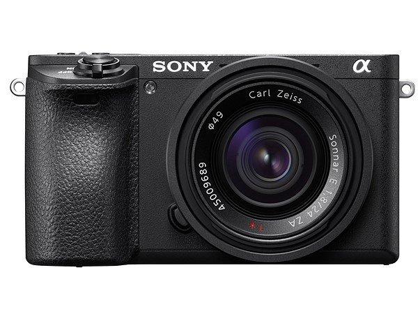 Kamera Sony a6500, Image Credit: Sony