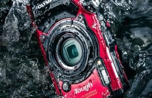 Kamera Olympus TG-5 Tahan Air