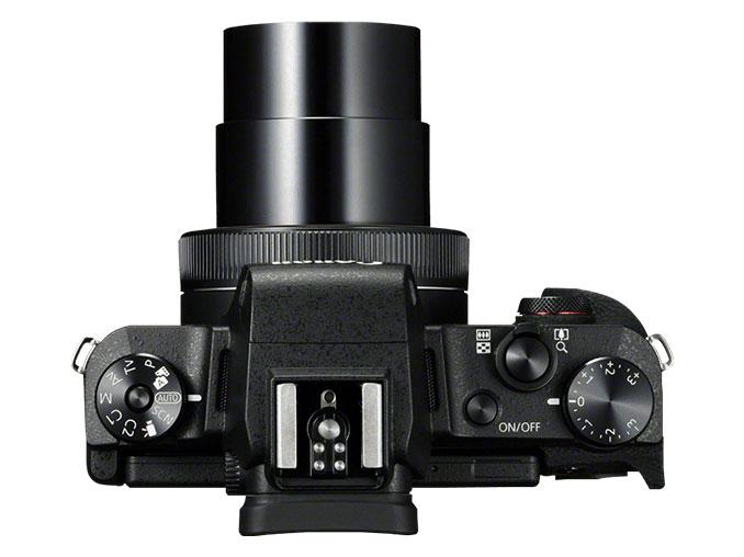 Canon Powershot G1 X Mark III (Atas), Image Credit: Canon
