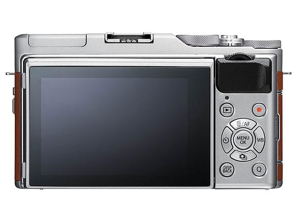 Kamera Mirrorless Fujifilm X-A5 (Belakang), Image Credit: Fujifilm