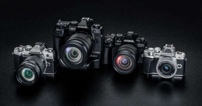 Olympus Jual Divisi Kamera, Bagaimana Nasib Pengguna ?