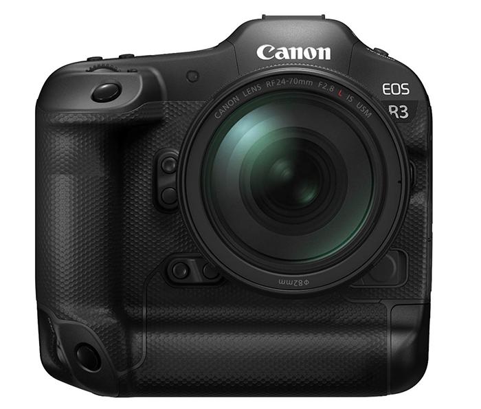 HOT! Canon EOS R3 Full Frame Mirrorless Untuk Pro, AF Dengan Kontrol Mata
