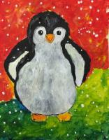 Holiday Penguin Project
