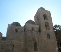 San Giovanni degli Eremiti, a former Masjid
