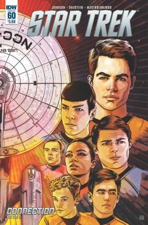 Star Trek 60 Connection part 2 cover