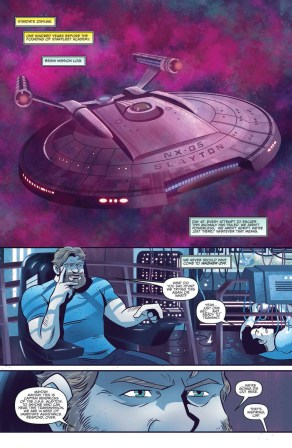 Rückblick in die Enterprise-Ära.