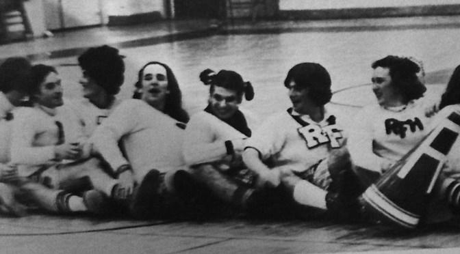 A Retro RFH Basketball Cheer