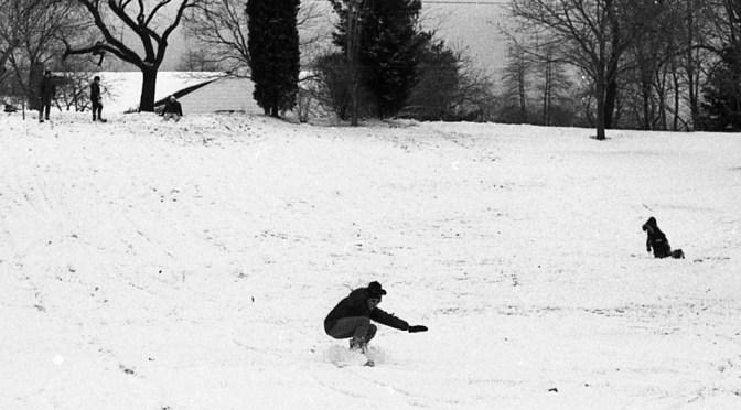 Retro RFH Kids' Snow Time