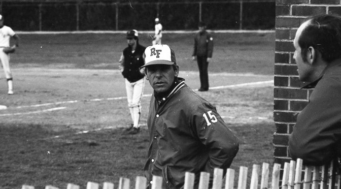 Remembering RFH's Coach Lorme