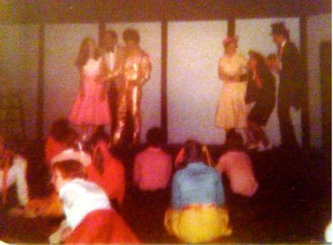 """""""Bye Bye Birdie"""" at The Barn Theater in Rumson circa summer of 1977 Photo/Elaine Van Develde"""