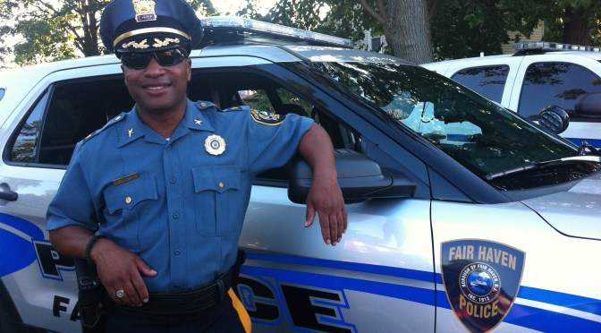 Living the Dream: Retirement Date Set, Fair Haven Police Chief Looks Back