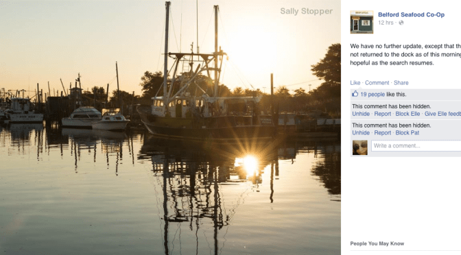 State Police: ID of Boat Found in Sandy Hook Channel Confirmed