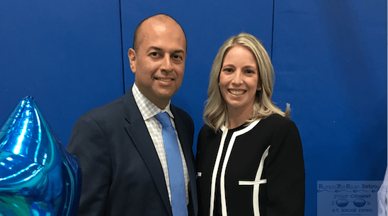 Rumson Assistant Principal Called to the Office at Knollwood