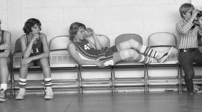 Retro RFH Basketball Slam Dunk