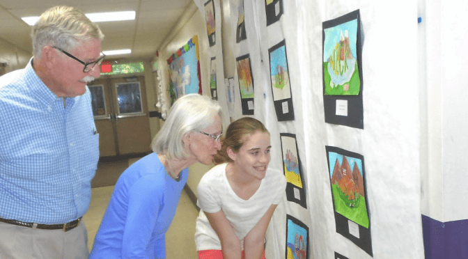 A Showing of Fine Arts at Forrestdale