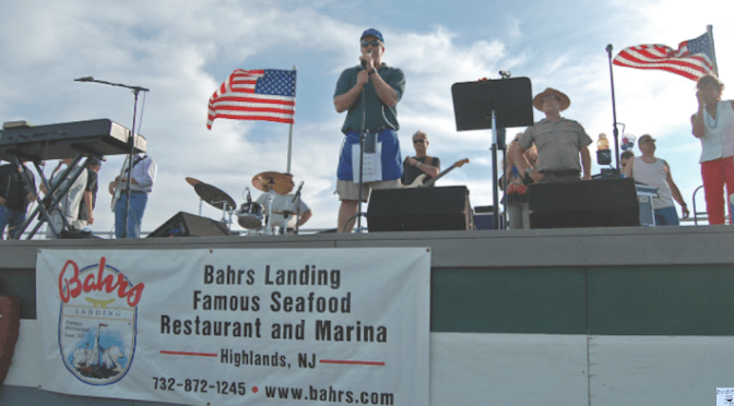 Sandy Hook Concert Series Starts Season with The Nerds