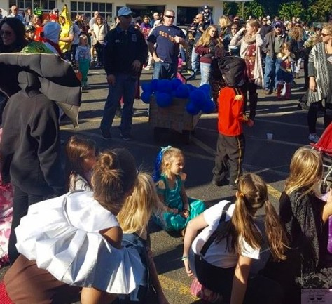 Fair Haven Firehouse Halloween Parade round-up Photo/Susan Sorensen
