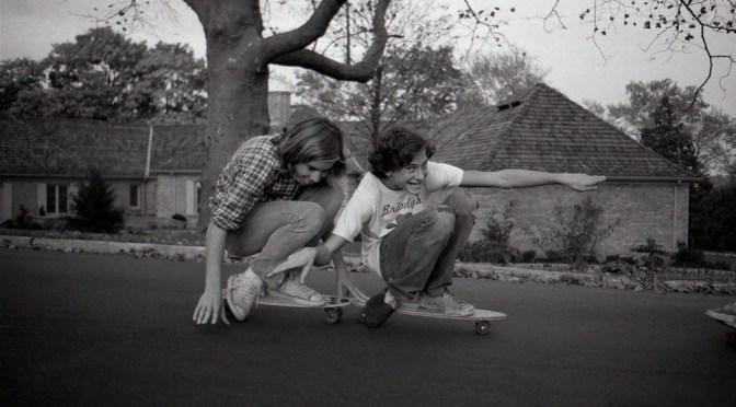 Retro RFH Guys' Fall Skate
