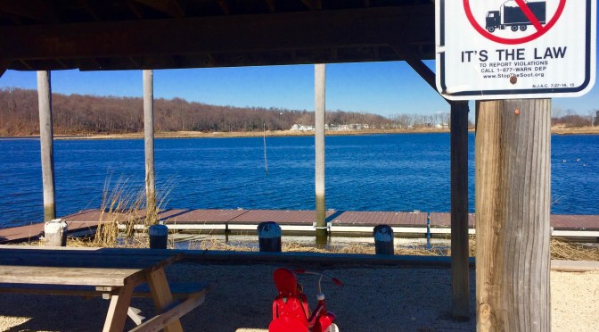 Focus: R & R on a Sunny Rumson Riverfront