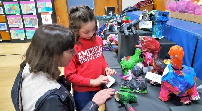 Fair Haven Students' Art Showcased