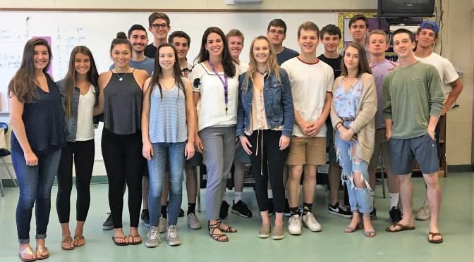 RFH Spanish Teacher Christina Gauss: AATSP Teacher of the Year