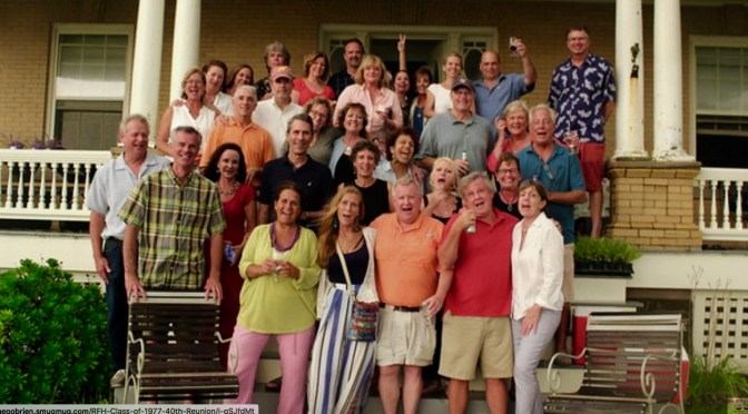 Simple Summer: A 40th RFH Reunion