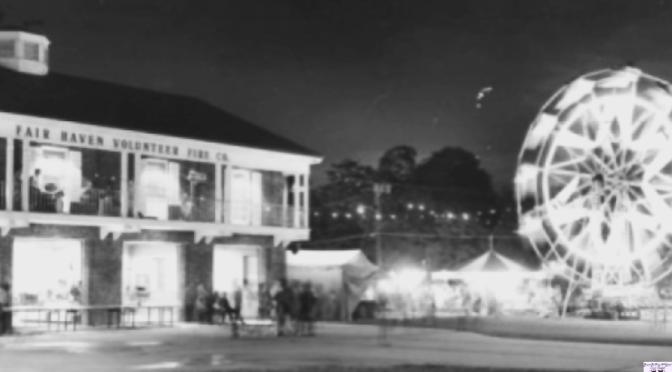 Fair Reflections: An Ode Opening Night of the Fair Haven Firemen's Fair
