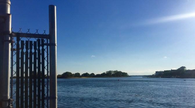 Focus: Locals' Summer Boat Ride Rumson Island Style