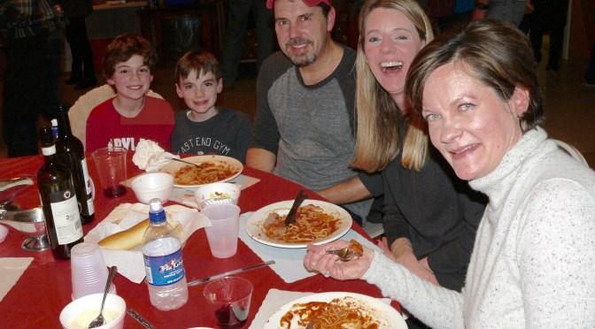 Focus: Mangia! Spaghetti & Community Amore